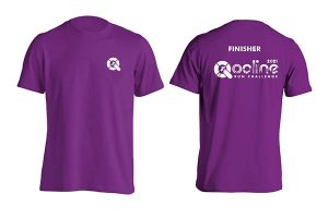 QooLine Run 2021 - Event Tee